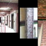 Brickwork Soda Cleaning